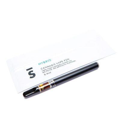 Shelter Cannabis Vape Pen (0.5ml – Hybrid Bruce Banner)