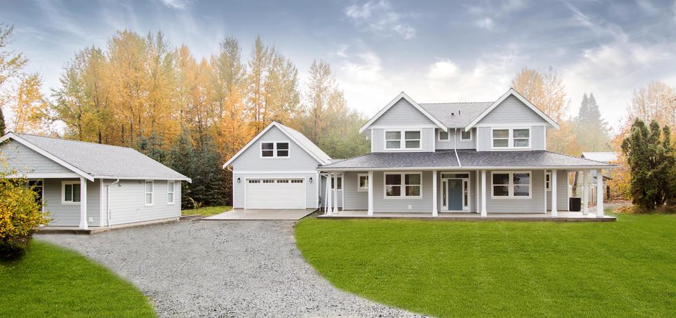 Christie Road Custom Home & Carriage Home