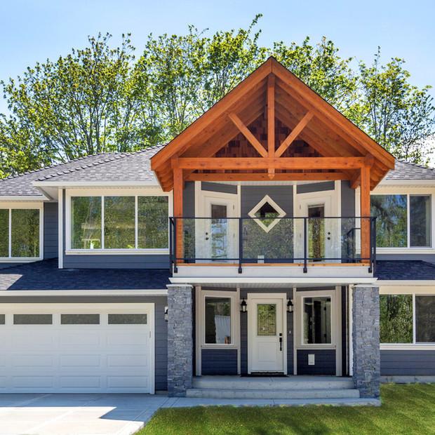 Christie Road Custom Home
