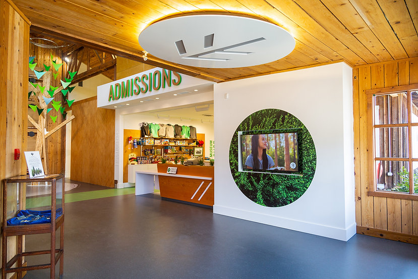 BC Forest Discovery Centre Expansion and Renovation