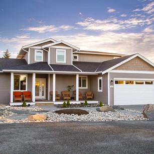 Wilcox Road Custom Home