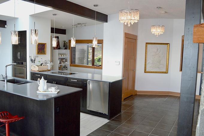 Bare Point Kitchen Renovation After