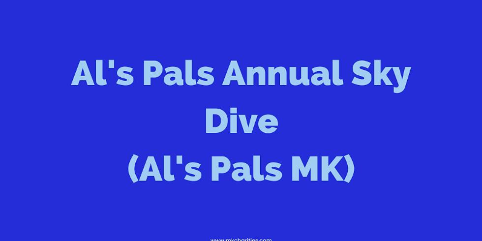 Al's Pal Annual Sky Dive