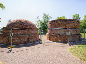 Nineteenth Century Brick Kilns to be restored at Great Linford.