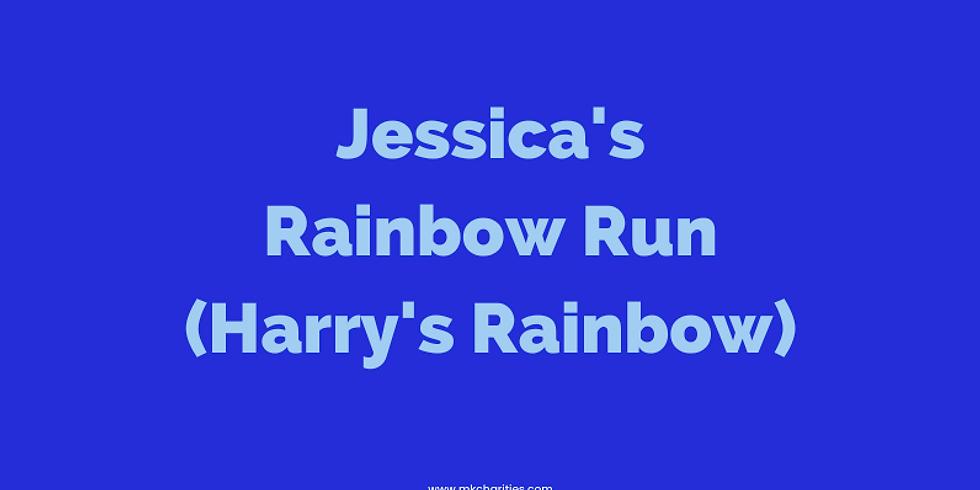 Jessica's Rainbow Run