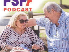 PSPA Podcast for carers launches with support from Pavers