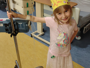 Parents' desperate bid to save five year old diagnosed with tumour wrapped round heart