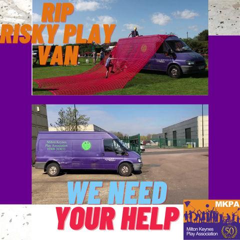 Milton Keynes Charity celebrating 50 years needs our help!