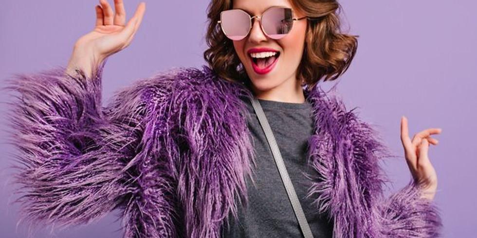Wear it Purple for Transition UK