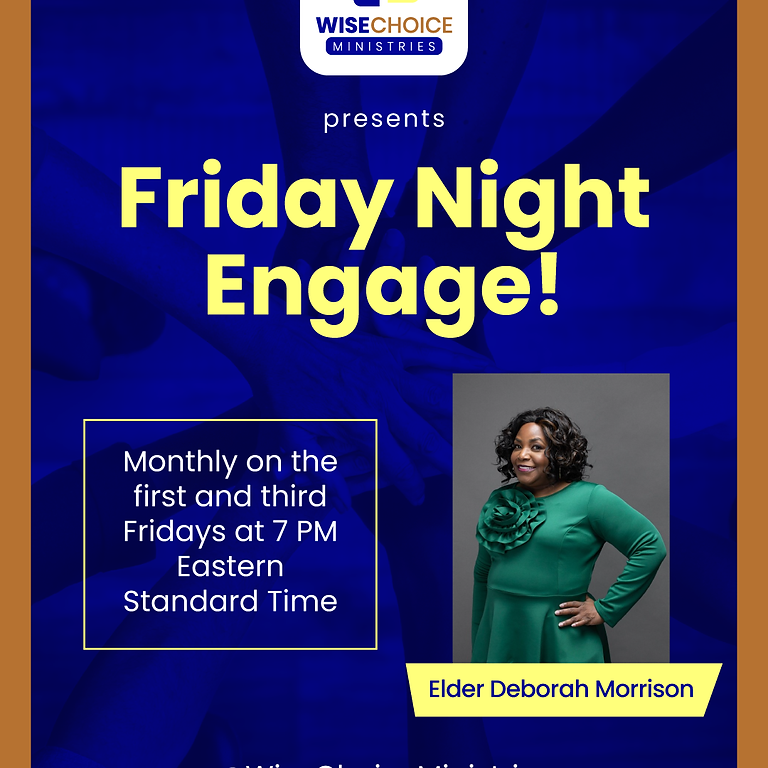 Friday Night Engage Worship Service