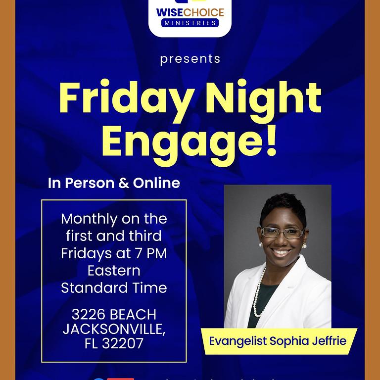 Friday Night Engage Worship Service