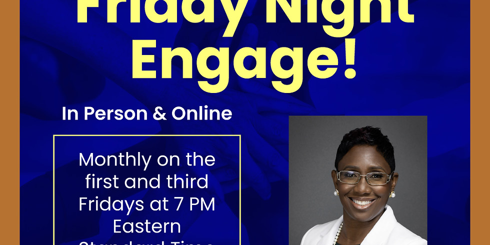 Friday Night Engage Worship Service and Communion