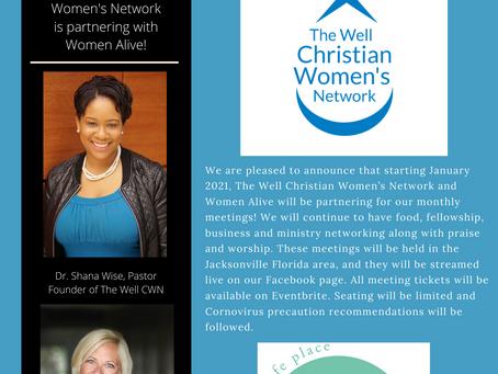 The Well Christian Women's Network Newsletter