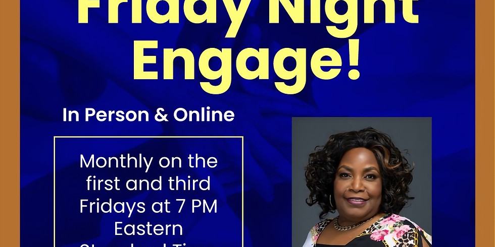 Friday Night Engage Worship and Communion Service