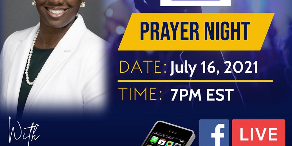 WCM Prayer Night