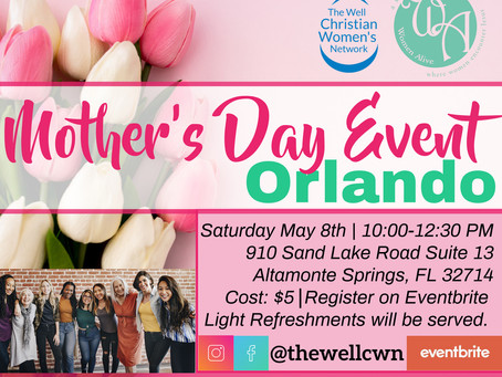 Mother's Day Event Orlando