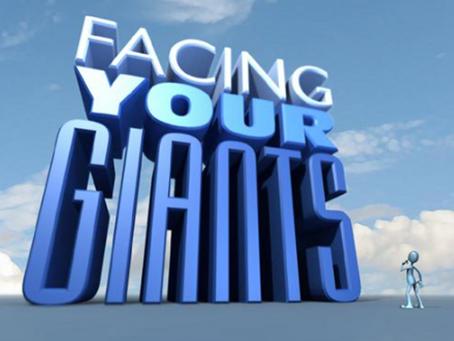 Facing Your Giants Worksheet