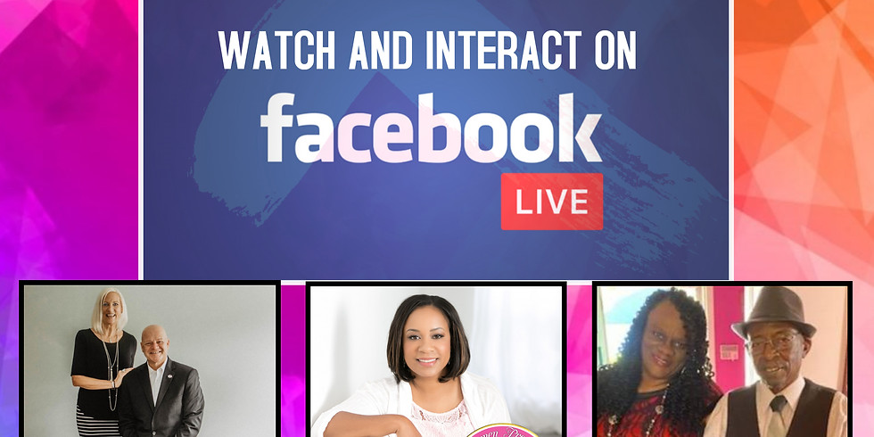 3-DAY FACEBOOK LIVE WORSHIP EVENT