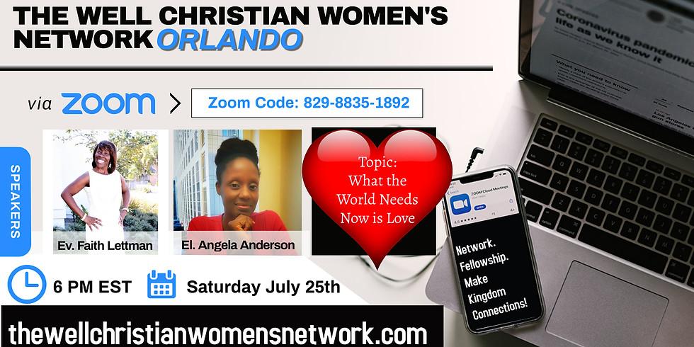 The Well Christian Women's Network Orlando