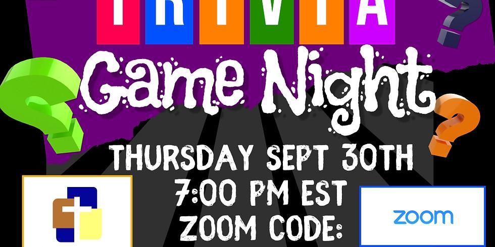 WCM Bible Trivia Fun Night