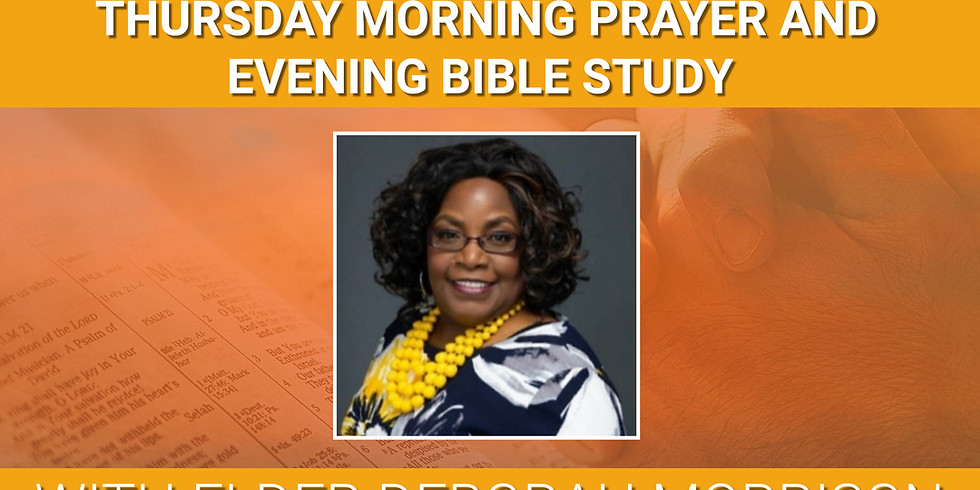 WCM Prayer and  Interactive Online Bible Study