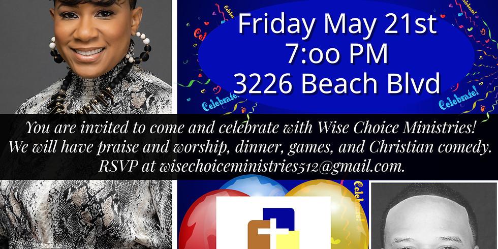 Pst. Wise Birthday Celebration Service
