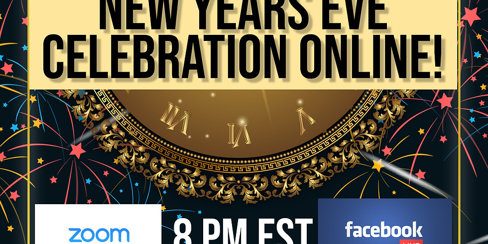 WCM New Year Eve Event Online