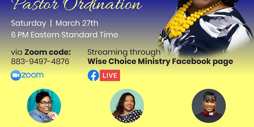Ordination Service for Elder Deborah Morrison