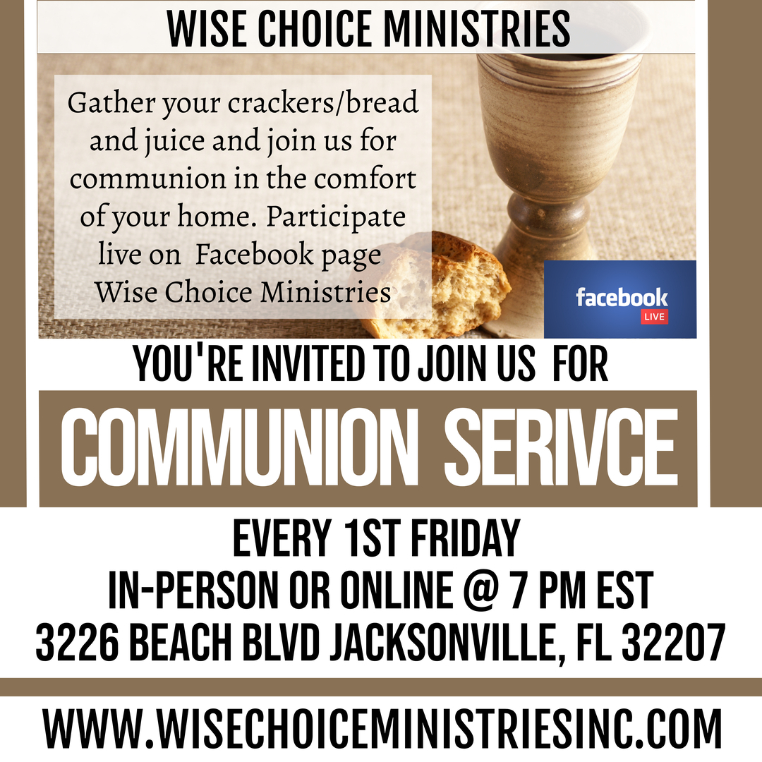 WCM communion