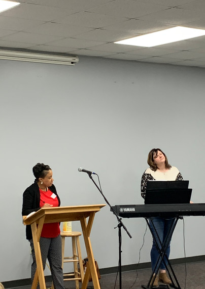 Nicole Norris Praise and Worship