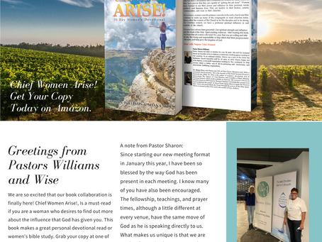 The Well CWN & Women Alive Newsletter September 2021