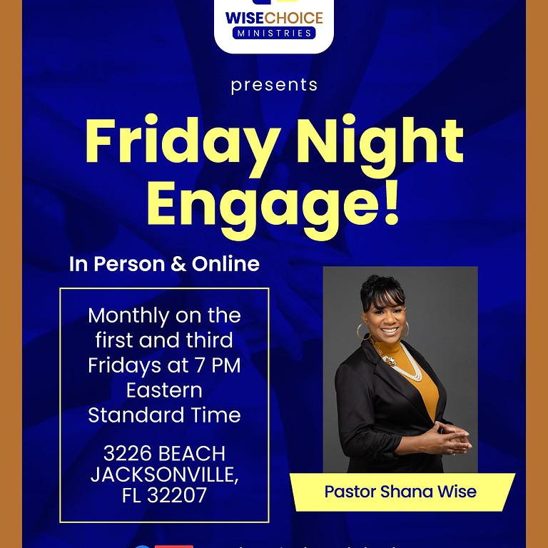 Friday Night Engage Worship Service and Communion