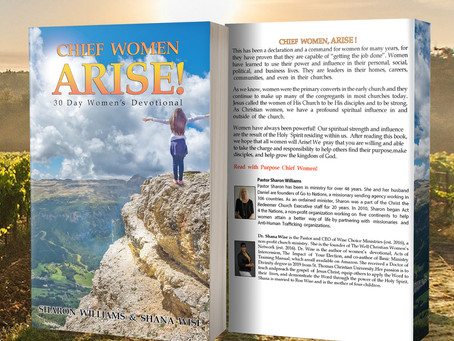 Chief Women Arise! Book is Here!