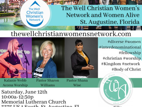 Two Meetings For The Month Of June