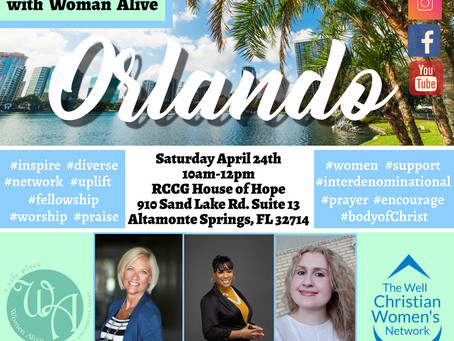 Orlando, We are Coming Back!