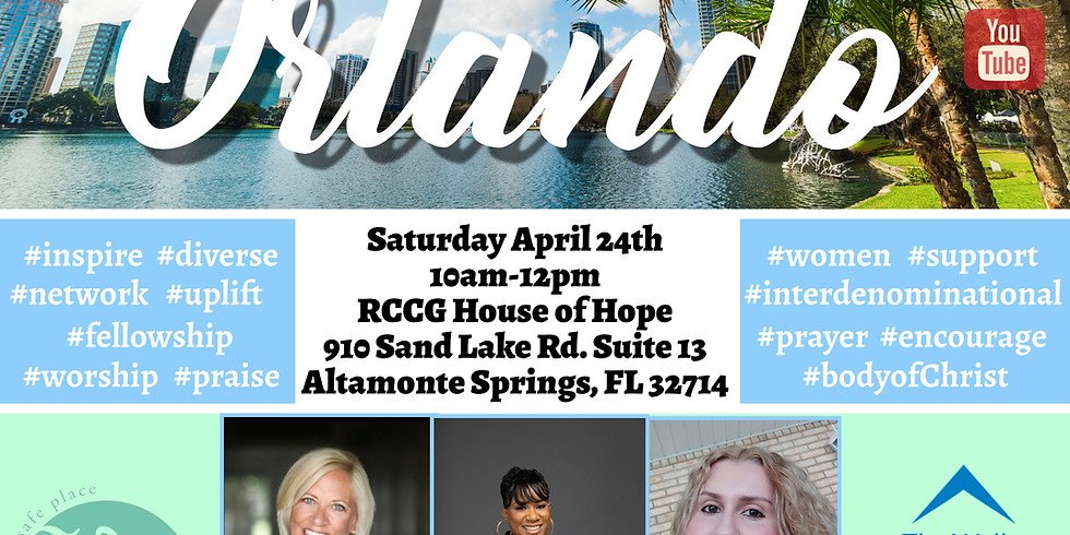 The Well CWN and Women Alive Orlando