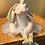 "Thumbnail: Willberry ""BRAMBLES"" Rabbit Toy"
