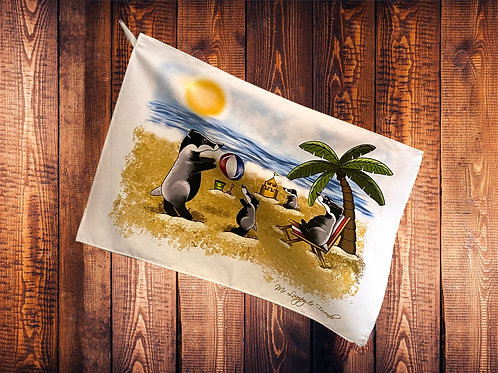 Beach Badger T-Towel