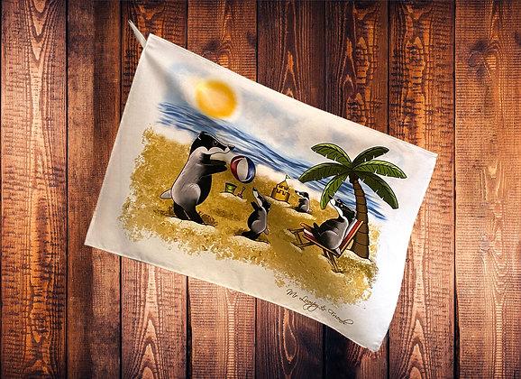 Beach Badger T-Towel