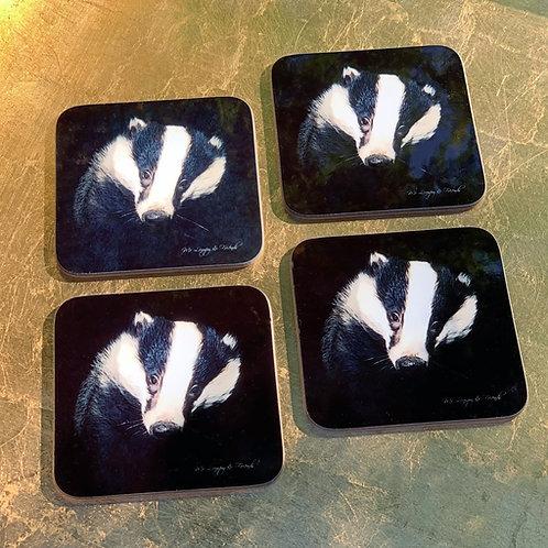 Mr Lumpy's Iconic Coasters