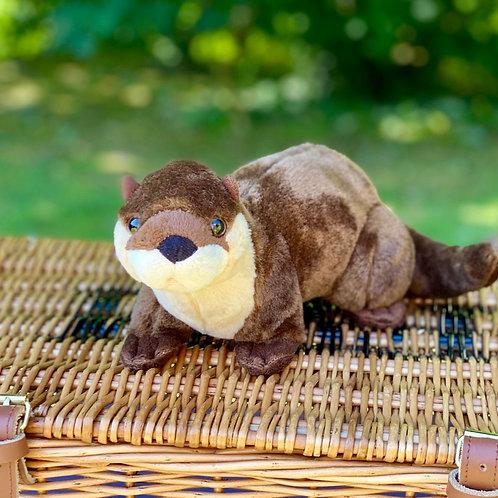 Otto Otter Soft Plush Toy