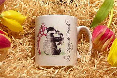 Badger Love Cub Mug