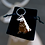 Thumbnail: A Very Dapper Badger Keyring