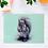 Thumbnail: Sidney Squirrel Glass Chopping Board