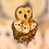 Thumbnail: Olivia Owl & Owlets Hand & Finger Puppets