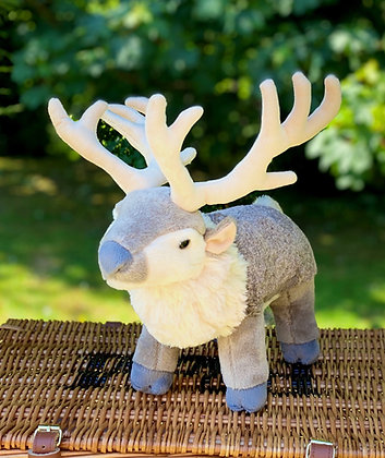 Randolph Reindeer Soft Plush Toy