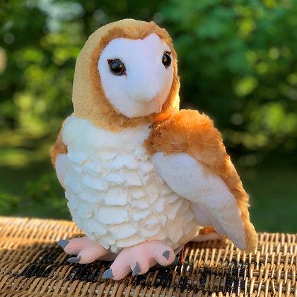 Ollie Owl Soft Plush Toy
