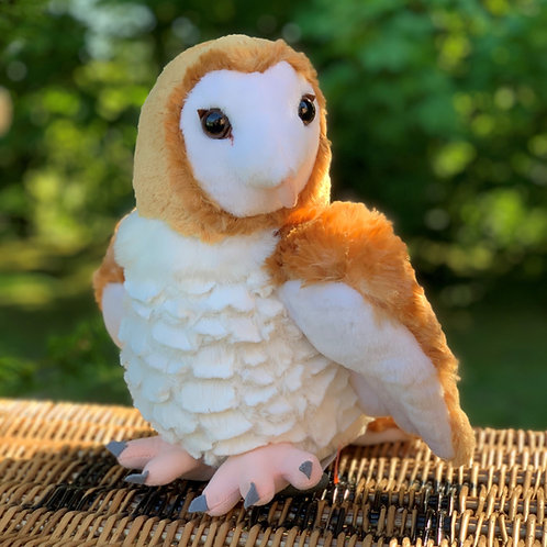 Ollie Owl Soft Plush Toy