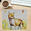 Thumbnail: Butterfly Fox Computer Mouse Mat