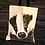 Thumbnail: Bumpy Face Badger Tote Bag